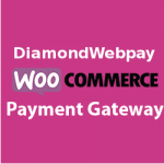 DiamondWebPay Woocommerce Payment Gateway