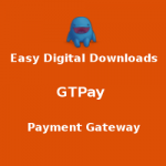 Easy Digital Downloads GTPay Gateway