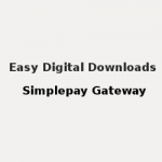 Easy Digital Downloads Simplepay Gateway