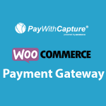 PayWithCapture WooCommerce Payment Gateway